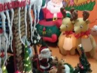 Klasa 1a ze świąteczną wizytą w zaprzyjaźnionym przedszkolu nr 5